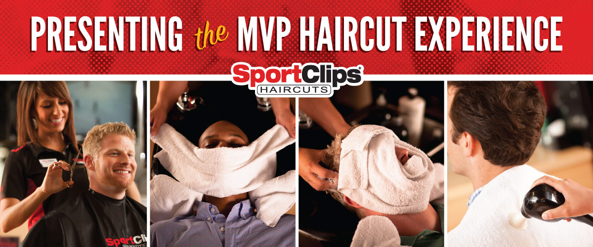 The Sport Clips Haircuts of Stateline MVP Haircut Experience